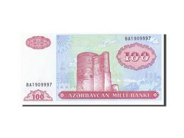 Azerbaïdjan, 100 Manat, 1993, KM:18b, SPL - Azerbaïdjan
