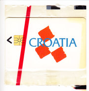 CROATIE CARTE NEUVE 100 IMPULSA,(OXYDATION) . (3C4) - Kroatien