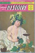"""AUX CARREFOURS DE L'HISTOIRE  N° 30  """" BACCHUS """" -  AVRIL/MAI 1960 - Geschiedenis"""