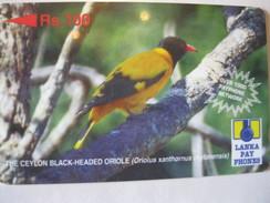 Télécarte Du Sri Lanka