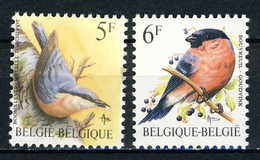 COB 2294 à 2295   **  (P1705) - 1985-.. Oiseaux (Buzin)