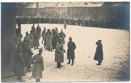 Carte Photo Militaire Allemande - A Identifier - Weltkrieg 1914-18