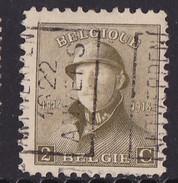 Antwerpen 1922  Nr. 2860A Tandje Linksonder - Rollo De Sellos 1920-29