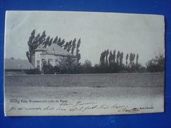 SILLY : Villa WEYMEERSCH Coin Du Parc En 1904 - Silly