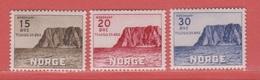 1943 ** (sans Charn., MNH, Postfrisch)   Yv  246/8    Mi  284/6    NHK  311/3