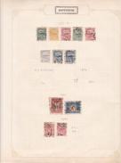 Estonie  - Collection Vendue Page Par Page - Timbres Oblitérés / Neufs */** (avec Ou Sans Charnière) - B/TB - Estonie