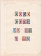 Finlande  - Collection Vendue Page Par Page - Timbres Oblitérés / Neufs */** (avec Ou Sans Charnière) - B/TB - Collections