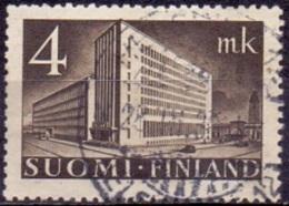 Finland 1939 4mkPostkantoor GB-USED