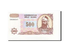 Azerbaïdjan, 500 Manat, 1993, KM:19b, NEUF - Azerbaïdjan