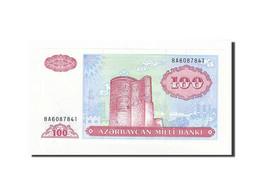 Azerbaïdjan, 100 Manat, 1993, KM:18b, NEUF - Azerbaïdjan