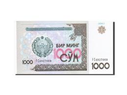Uzbekistan, 1000 Sum, 1994-1997, KM:82, 2001, NEUF - Uzbekistán