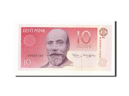 Estonia, 10 Krooni, 1991, KM:72a, NEUF - Estonie