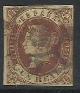 Espagne N° 57 Oblitéré 1862 - 1850-68 Royaume: Isabelle II