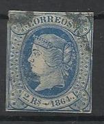 Espagne N° 64 Oblitéré  1864 - 1850-68 Kingdom: Isabella II