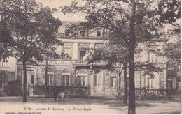 Alte Ansichtskarte Von Spa -Avenue Du Marteau, Le Palais Royal- - Spa