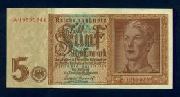 Banconota Germania 1 Reichsmark 1944 FDS - Germany