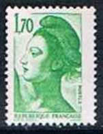 France 1984 Yt N°2318 MNH ** Liberté - Neufs