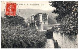 78 - FIN D'OISE -- Le Pont Eiffel - Other Municipalities