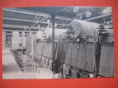 CPA   Clermont Ferrand  - L'usine Michelin - Un Groupe De Générateurs - Clermont Ferrand
