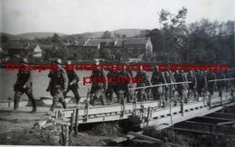 Haybes Fumay Ardennes Soldat Allemand Vallée De La Meuse 40/45