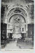 MONTEFIASCONE (VITERBO) - INTERNO DEL DUOMO ALTARE MAGGIORE 1923 - Viterbo