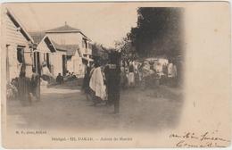 DAKAR (SENEGAL) - AUTOUR DU MARCHE - Senegal