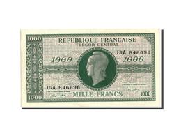 France, 1000 Francs, 1943-1945 Marianne, 1945, 1945, KM:107, SUP+, Fayette:VF - Tesoro