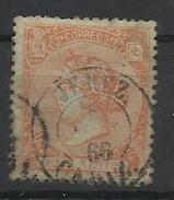 Espagne N° 81 Oblitéré  1866 - 1850-68 Kingdom: Isabella II