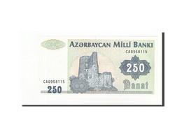 Azerbaïdjan, 250 Manat, 1992, KM:13b, NEUF - Azerbaïdjan