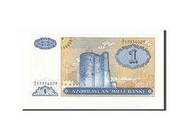 Azerbaïdjan, 1 Manat, 1993, KM:14, NEUF - Azerbaïdjan
