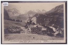 WENGEN - HOTEL BRUNNER - TB - BE Berne