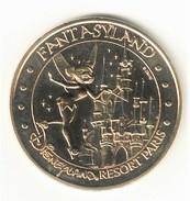 Monnaie De Paris 77.Disneyland 5 Fantasyland 2007 - Monnaie De Paris