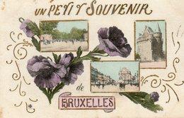 Bruxelles, Un Petit  Souvenir De. - België