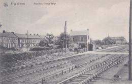 ERQUELINNES : Frontière Franco-Belge - Erquelinnes
