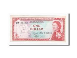 Etats Des Caraibes Orientales, 1 Dollar, 1965, KM:13d, TTB+ - Caraïbes Orientales