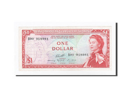 Etats Des Caraibes Orientales, 1 Dollar, 1965, KM:13g, TTB+ - Caraïbes Orientales