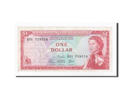 Etats Des Caraibes Orientales, 1 Dollar, 1965, KM:13c, TTB - Caraïbes Orientales