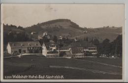Waldstatt - Hotel Bad Säntisblick - Photo: W. Krunz - Stempel: Appenzell-Gossau - AR Appenzell Rhodes-Extérieures