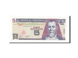Guatemala, 5 Quetzales, 2003-2006-2007, 2007-1-17, KM:106c, NEUF - Guatemala