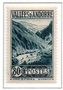 ANDORRE N°72 - Neuf * * Luxe