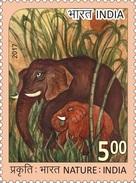 India - 2017 - Elephant - MNH