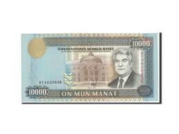 Turkmanistan, 10,000 Manat, 1996, KM:10, NEUF - Turkménistan