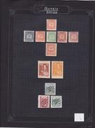 Géorgie  - Collection Vendue Page Par Page - Timbres Oblitérés / Neufs */** (avec Ou Sans Charnière) - B/TB