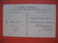 CPA   Cazoulès  -  Le Pas Du Raysse   1912  Voyagé - Sonstige Gemeinden