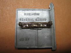 WHW-Reichsstrassensammlung, Tag Der Wehrmacht, Standarte Regiment General Göring,  Tieste 288 - 1939-45
