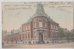 Cpa Vilvorde  écoles 1906 - Vilvoorde