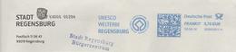 EMA ALLEMAGNE DEUTSCHLAND UNESCO PATRIMOINE MONDIAL WELTERBE WORLD HERITAGE REGENSBURG
