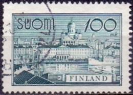 Finland 1942 100mk Gebruiksserie GB-USED