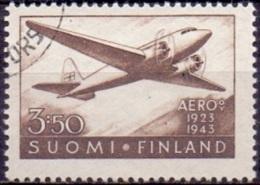 Finland 1944 Finair GB-USED
