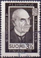 Finland 1944 Pres Svinhufud GB-USED